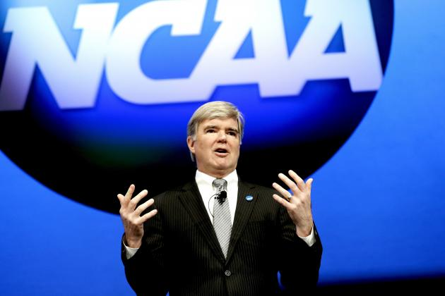 For Significant Change to Happen, NCAA President Mark Emmert Needs to Go