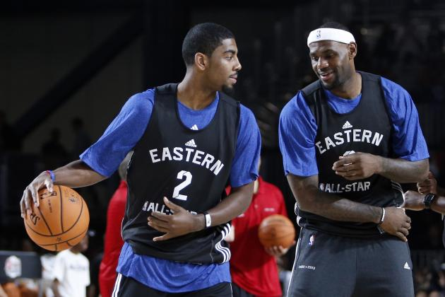 LeBron James' High Regard for Kyrie Irving Fuels Rumors