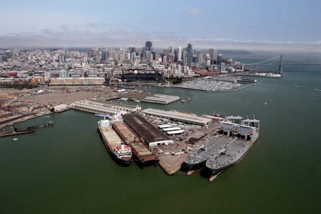 Mayor Lee Toasts Anchor Brewing Waterfront Expansion Plan