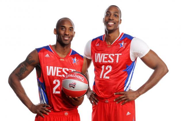 Dwight Howard Reportedly Mocked Kobe Bryant in All-Star Game Locker Room