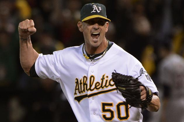 Athletics' Closer Grant Balfour Will Be Just Fine for Opening Day