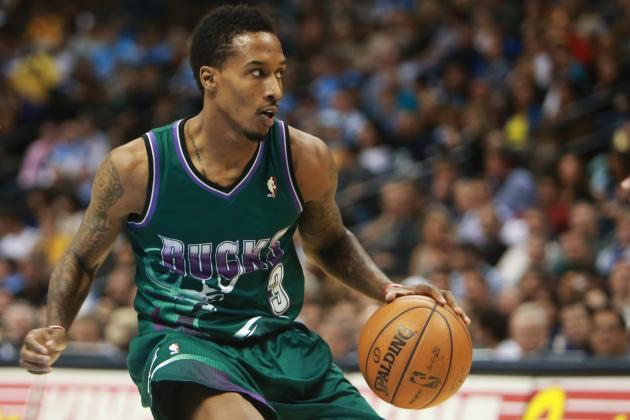 Brandon Jennings Trade Rumors: Milwaukee Must Hang onto Dynamic PG This Season