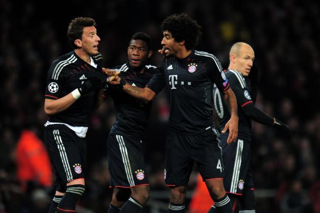 Arsenal 1-3 Bayern Munich: Tactical Analysis of a Bavarian Battering