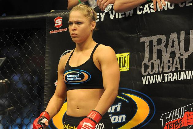 Ronda Rousey: Lack of Competition Will Hurt Superstar Status