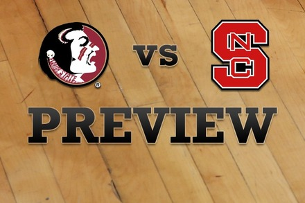 Florida State vs. NC State: Full Game Preview