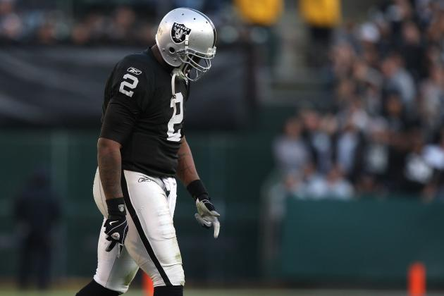 NFL Free Agency: Should the Vikings Kick the Tires on JaMarcus Russell?