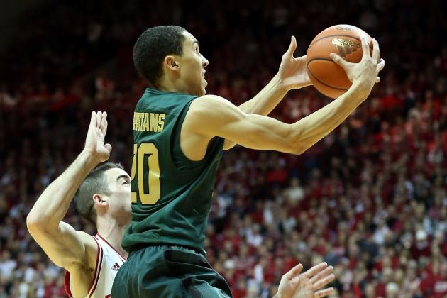Travis Trice Cleared to Play vs. Indiana