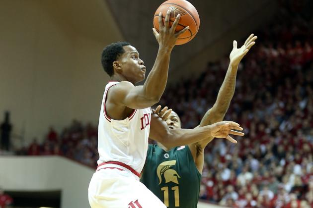 ESPN Gamecast: Indiana vs Michigan State