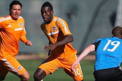 Dynamo Trade Midfielder Je-Vaughn Watson to FC Dallas for 2015 SuperDraft Pick