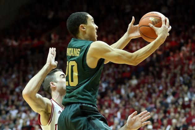 Michigan State Guard Travis Trice Cleared to Play Against Indiana