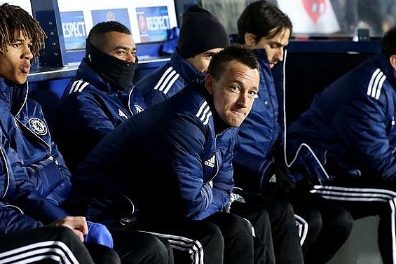 John Terry Should Be Concerned for His Own Chelsea Future