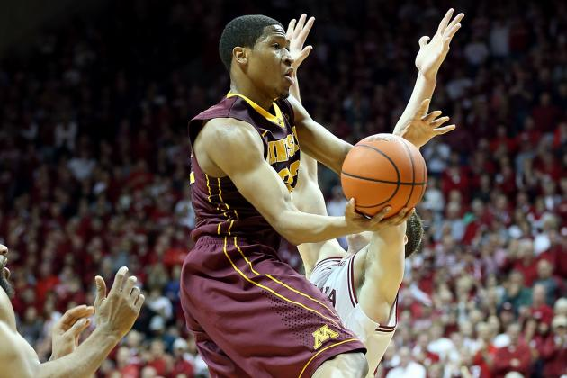 Gophers Basketball: Elliott Eliason to Start for Rodney Williams