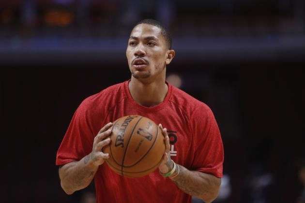 Derrick Rose: Potential Return Gives Chicago Bulls Reason for Optimism