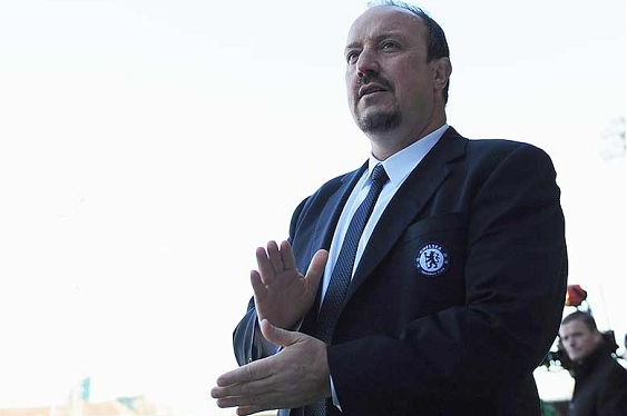 Chelsea Manager Rafa Benítez Calls Real Madrid His 'Sweetheart'