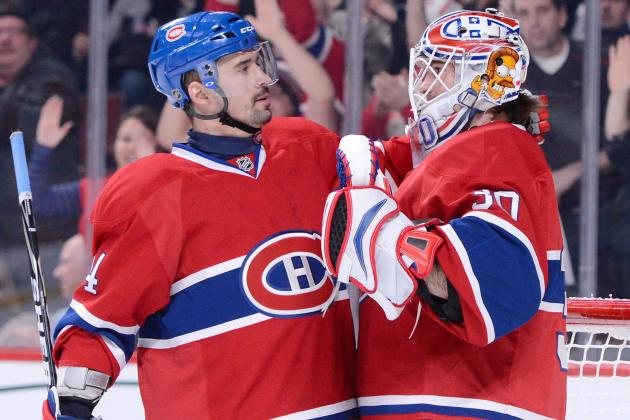 Canadiens Win 5th Straight with 3-1 Win over Rangers
