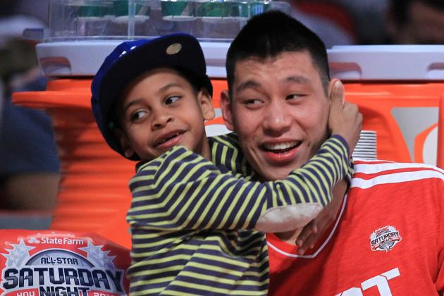Jeremy Lin: Rockets Guard's Grounded Personality Is a Breath of Fresh Air
