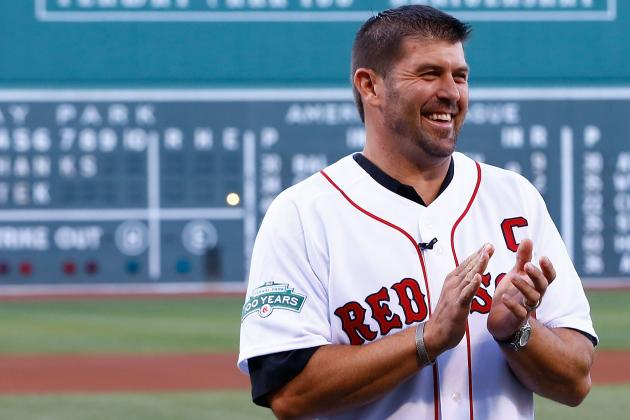 Varitek About to Begin New Life as Sox Instructor