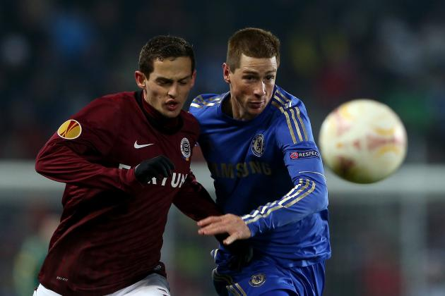 Chelsea vs. Sparta Prague: Date, Start Time, Live Stream, TV Info and Preview