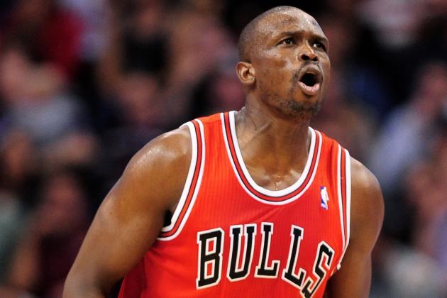 NBA Gamecast: Bulls vs. Hornets
