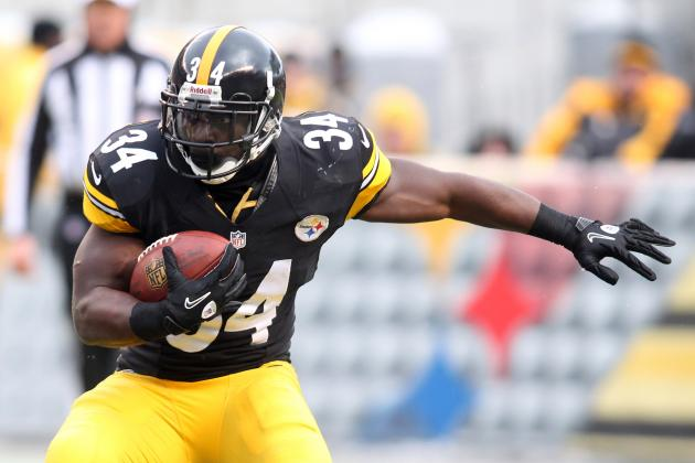 Breaking Down the Pittsburgh Steelers' Running Back Options
