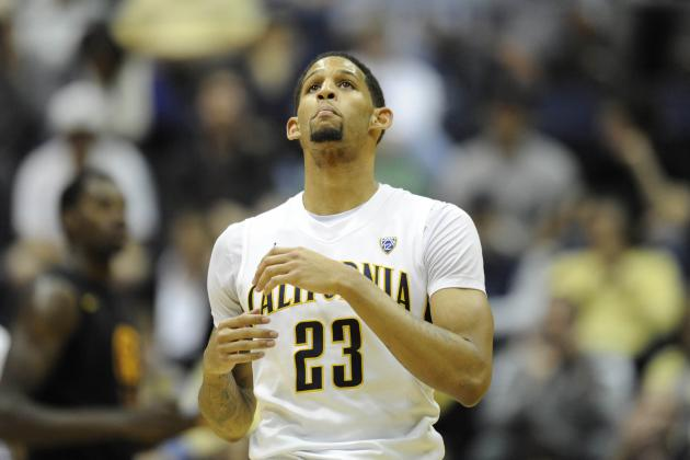 Cal's Allen Crabbe Says 'Questions Can Stop' About Montgomery's Shove