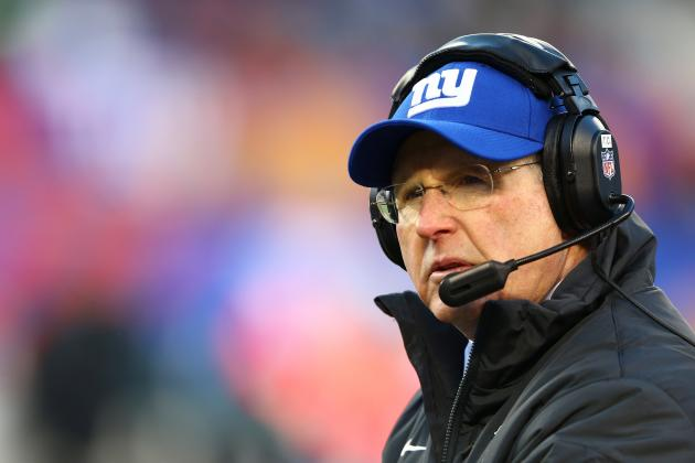 New York Giants: Will 2013 Be the Final Season for Tom Coughlin as Head Coach?