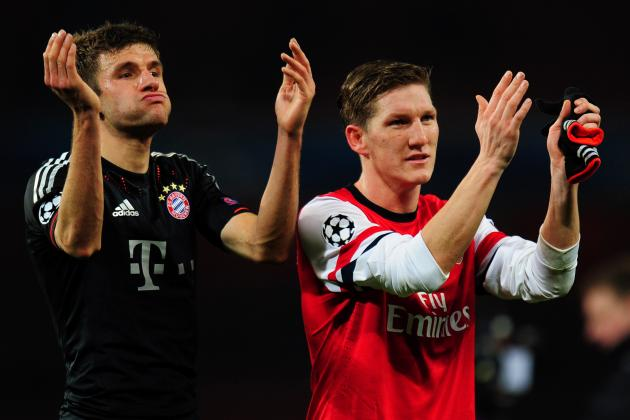 Bayern Munich vs. Arsenal: Areas of Improvement for Gunners Prior to Second Leg