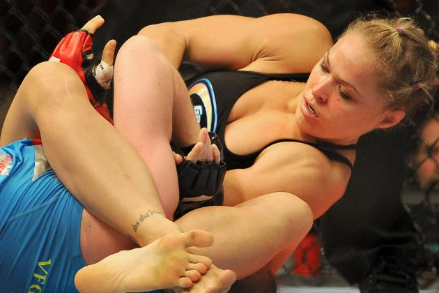 UFC 157's Ronda Rousey: Is She MMA's Version of NASCAR's Danica Patrick?