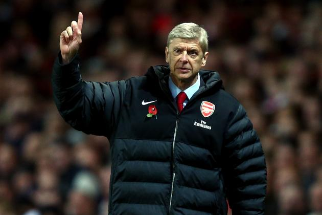 Grading Arsene Wenger's Tactical Decisions This Season