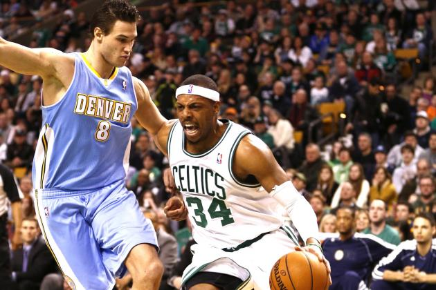 Boston Celtics vs. Denver Nuggets: Live Score, Results and Game Highlights