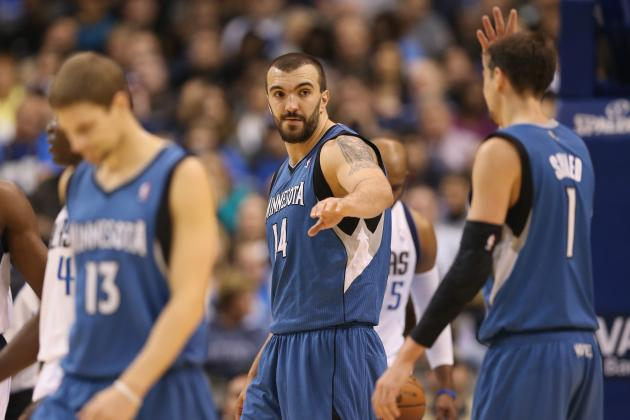 The Definitive Case for Minnesota Timberwolves Keeping Nikola Pekovic