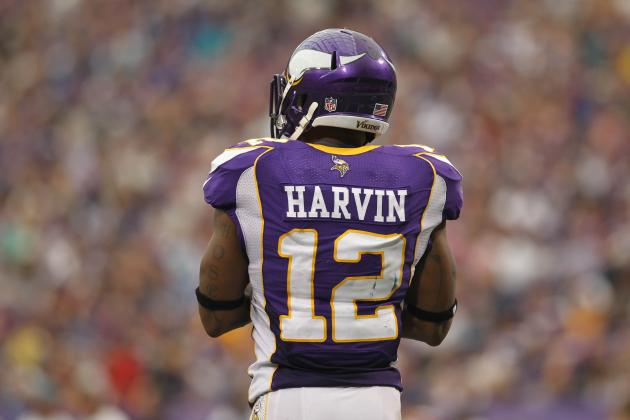 Why the Vikings Should Take Their Time Exploring Percy Harvin Trade Options