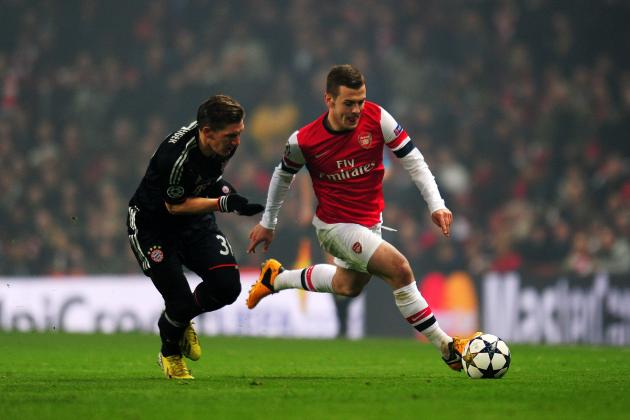 Arsenal vs Bayern Munich: Changes Gunners Need to Make for UCL Second Leg