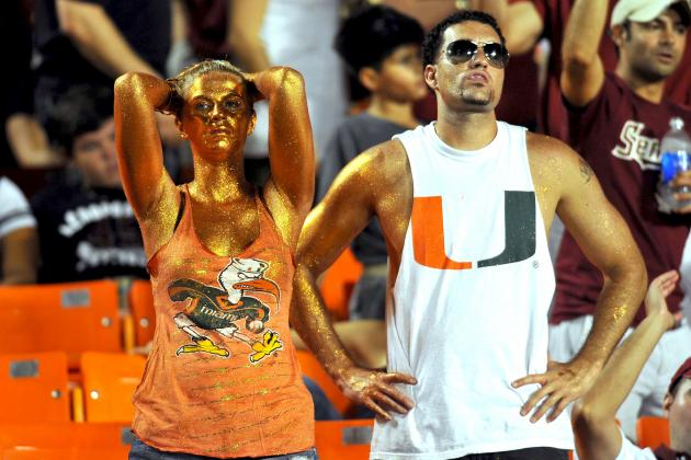 Miami Reportedly Receives NCAA's Notice of Allegations