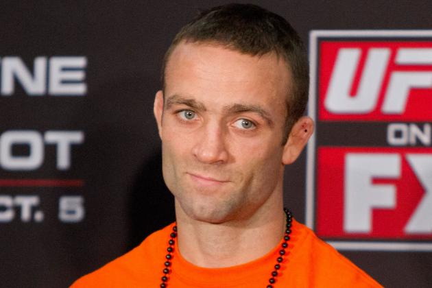 Jacob Volkmann Released from the UFC Following Loss to Bobby Green