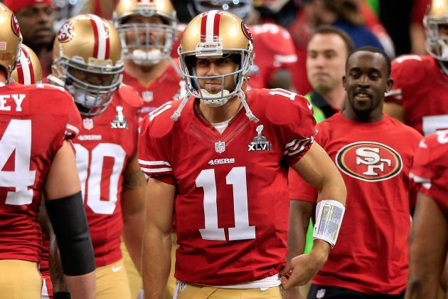 Alex Smith Trade Buzz: Should 49ers Hold on to QB as Insurance for Kaepernick?