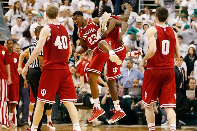 Victor Oladipo's Poetic Milestone Gives Indiana the Big Ten Lead