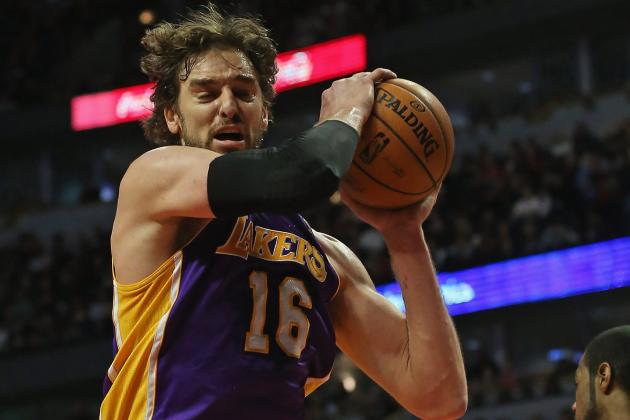 Pau Gasol on Track for Return