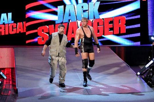 WWE Elimination Chamber 2013 Results: Jack Swagger Victory a Mistake for Company