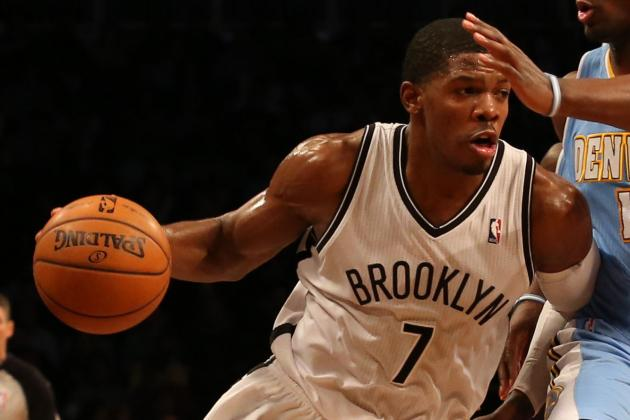 VIDEO: Nets' Joe Johnson Goes Hunting Against the Bucks
