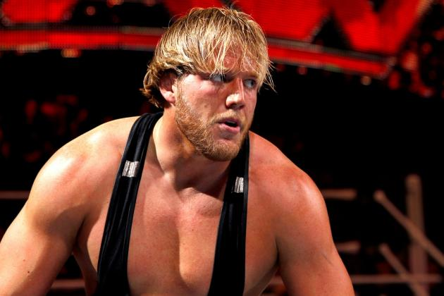 Jack Swagger's New Direction is Perfect