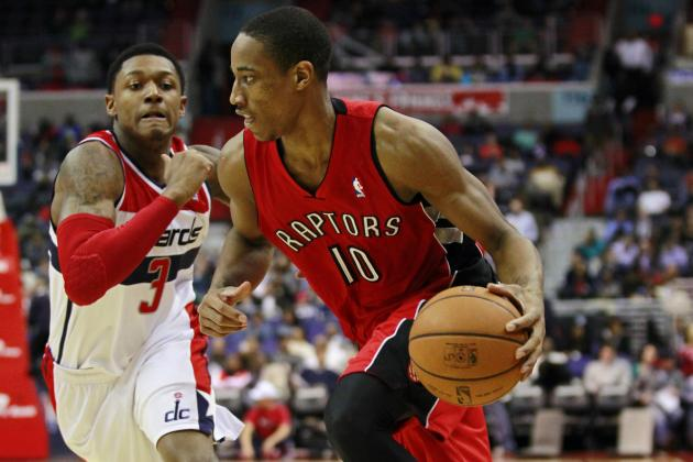 Toronto Raptors Beat Washington Wizards