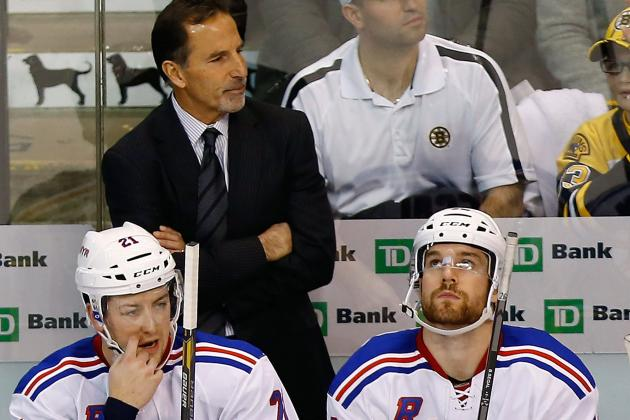 Tortorella: 'One of the Worst Hockey Games I've Ever Been Involved In'