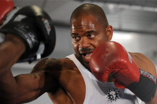 Tony Thompson: If I Lose to David Price, I Have to Quit