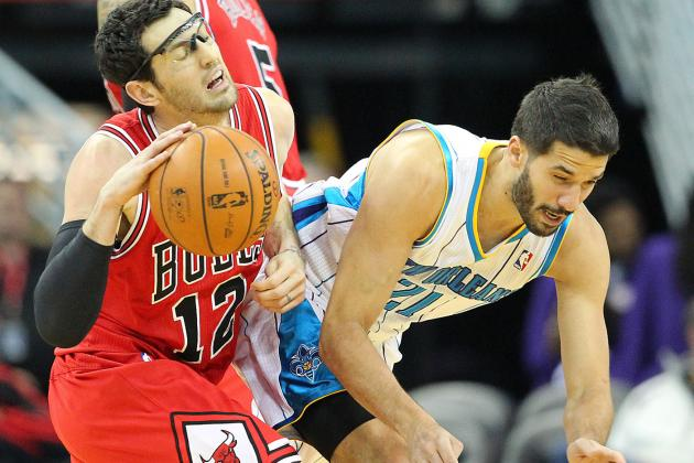 Bulls Start Second Half of Season Strong with 96-87 Win over Hornets