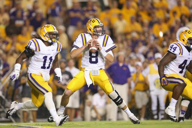 LSU Football: Why Zach Mettenberger Is Thrilled to Have Cam Cameron at OC
