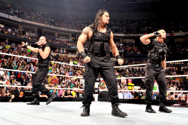 WWE's Success with The Shield & Why the Gimmick Is Working