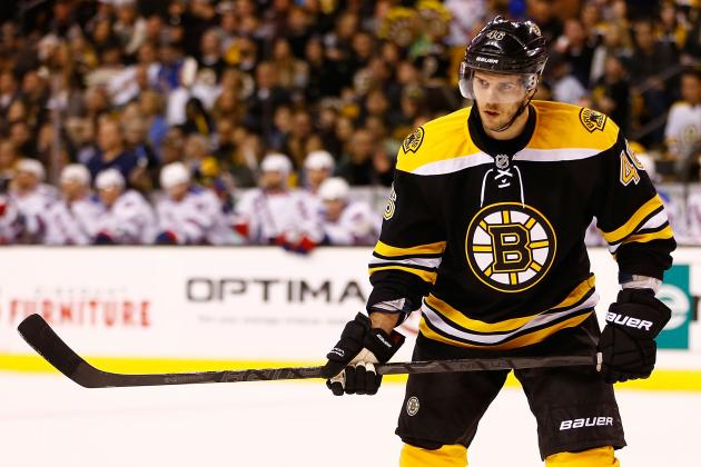 David Krejci: Has the Boston Bruins Star Become an Untouchable Asset?