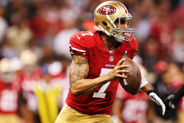 Why San Francisco 49ers QB Colin Kaepernick Is the Best in the NFL