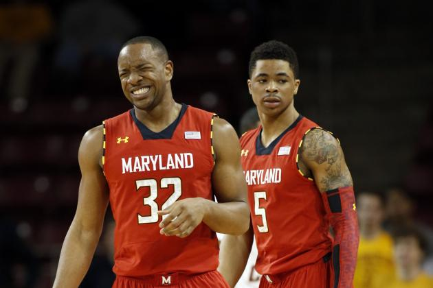 Boston College 69, Maryland 58